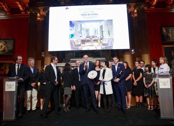 Le château de Ferrières a accueilli la 16ème édition du prix Villégiature Awards